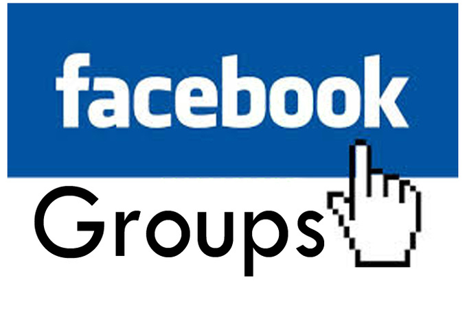 how to find active groups on facebook